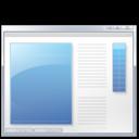 Interface, List, User, Window icon