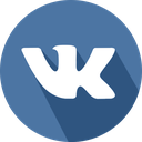 social network, logo, vkontakte icon