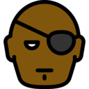 nick fury icon
