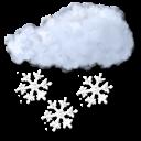 snow, flurry icon