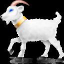 frank, animal, goat icon