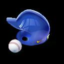 Baseball, Helmet, Sport icon