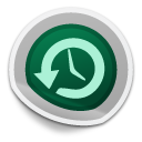 machine, time, history icon