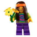 Hippy, Lego icon