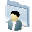 user,folder,account icon