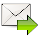 letter, mail, message, email, envelop, stock, snd, gnome icon