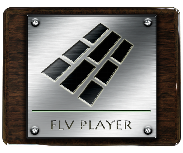 player, flv icon