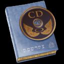 catalog,cd,disc icon