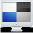 display, social, screen, delicious, monitor, computer icon