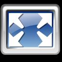 expand, window, fullscreen, full screen icon