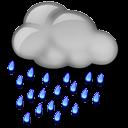 Heavy Rain at Night icon
