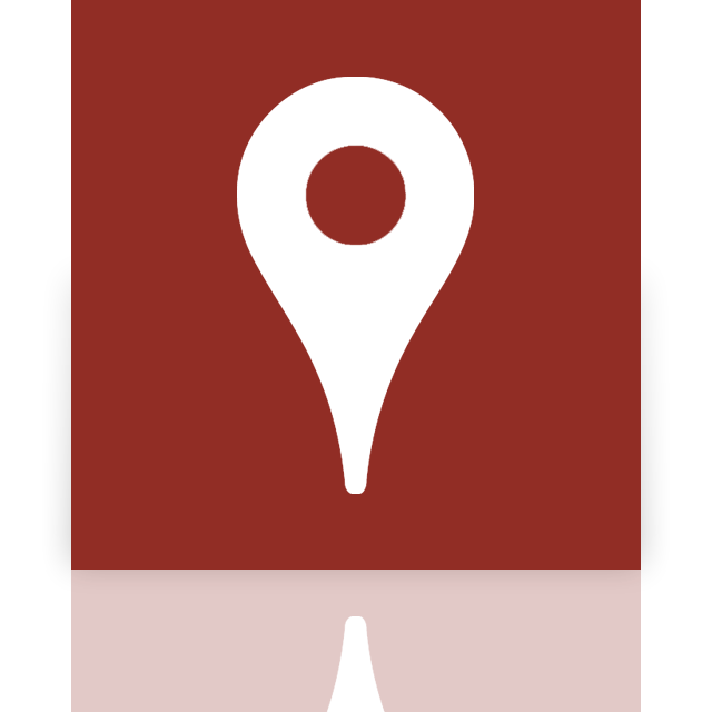 maps, google, mirror icon