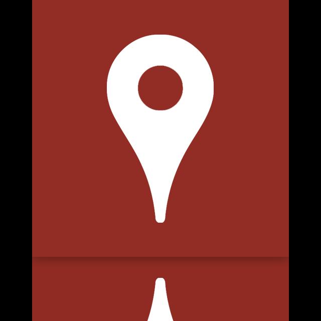 maps, google, mirror icon