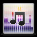mimes audio generic icon