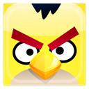 Bird, Yellow icon