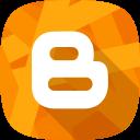 social network, blogger icon