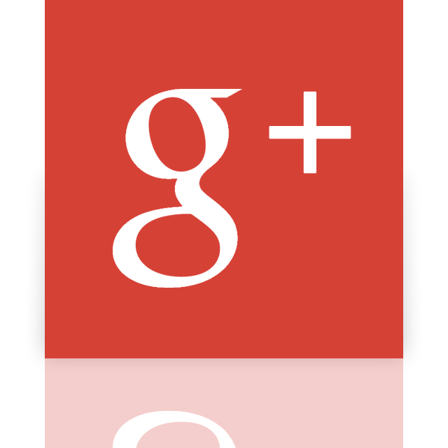 mirror, google+ icon