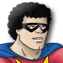 Mighty Man Zoomed icon