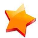 Star full icon