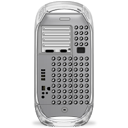 Power Mac G4 back FW 800 icon