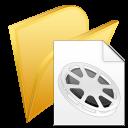 m, video icon