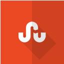 logo, upon, stumple, wesite, internet, stumpleupon icon
