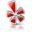 Detail, High, Yelp icon