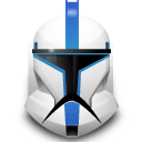 helmet, clone, star wars icon