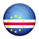 country, flag, cape, verde icon