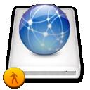 network,idisk,public icon