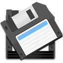 disk, floppy, drive icon