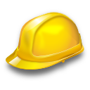 safety, worker, job, equipment, industry, hat, helmet, building icon