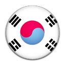 flag, country, south, korea icon