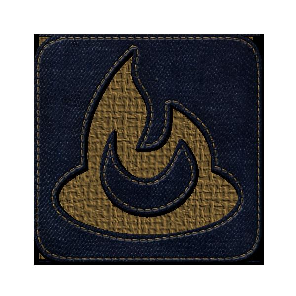 denim, logo, square, jean, feedburner, social icon