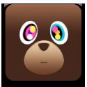 Bear, Kanye icon