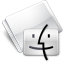 Folder Finder SNOW E icon