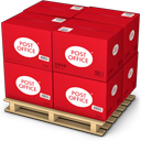 shipment, products, warehouse, shipping, palet, goods icon