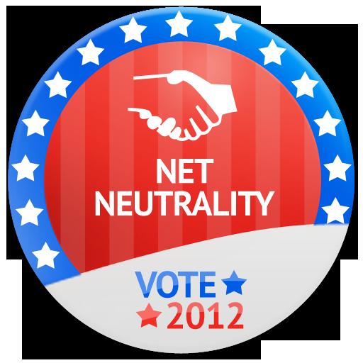 neutrality, vote, net icon