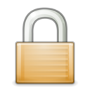 preferences desktop privacy icon