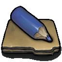 colored,pencil icon