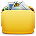 Folder My documents icon