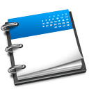 Ical blue 2 icon