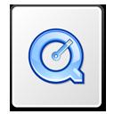 apple, quicktime icon