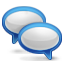 talk, comments, say, chat icon