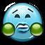 Emot Sick Puke Disgust icon