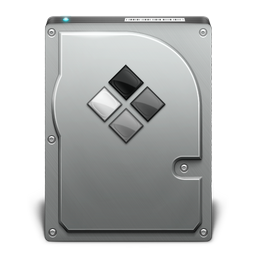 window, hd, bootcamp icon