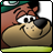 bear, blubber icon