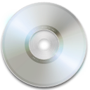 disc, cd, blank, dvd icon