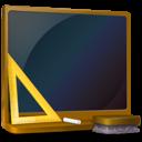 teach, blackboard, school, education, teaching icon