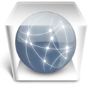 file,server,disconnected icon
